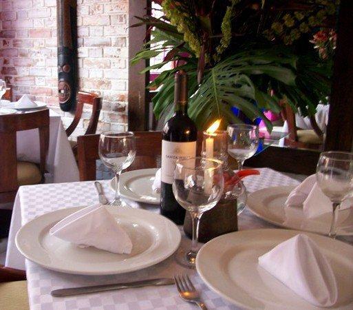 Solarium Restaurante y Bar: restaurant