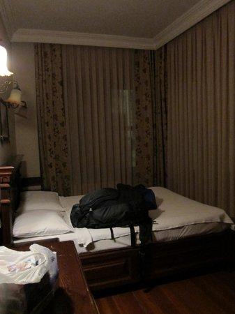 Hotel Sultan Hill: Single room