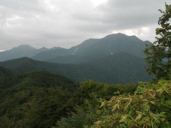 Mt. Echigo Komagatake