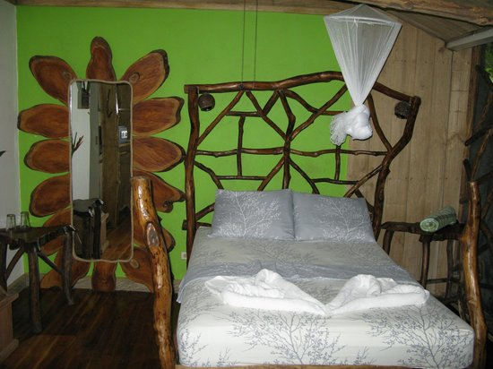 Danta Corcovado Lodge: La chambre