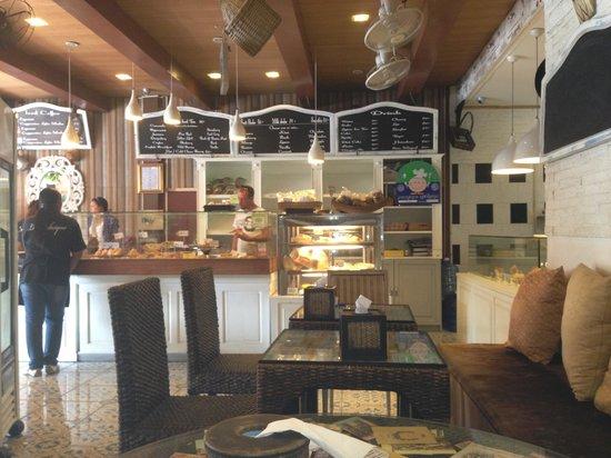 La Fabrique Samui: Nice place for breakfast