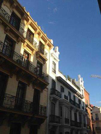 U Hostels: View