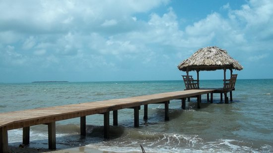 Nautical Inn: View from my hammock