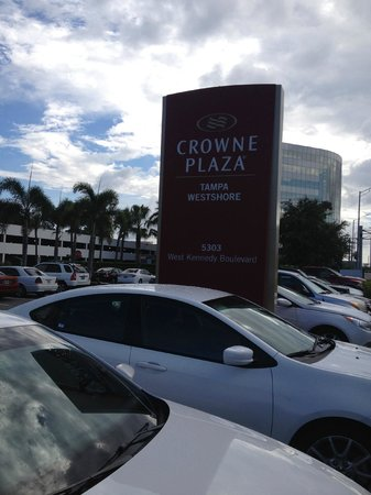 Crowne Plaza Tampa Westshore : Hotel
