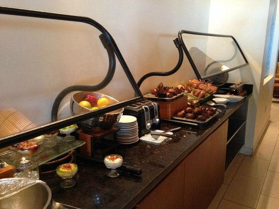 Breakfast buffet - Picture of Hilton Key Largo Resort, Key Largo ...
