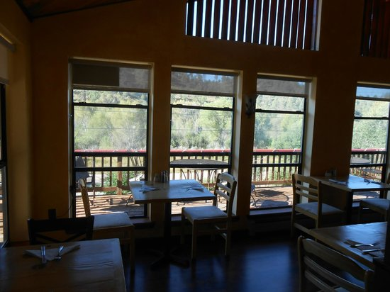 Little Toad Creek Inn & Tavern: Absolutely a perfect view of the Gila Mountains