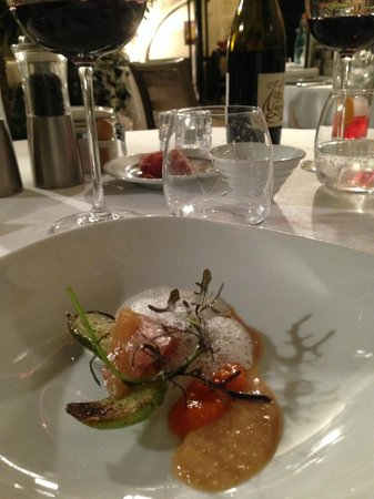 La maison de la Lozere : First Course #1