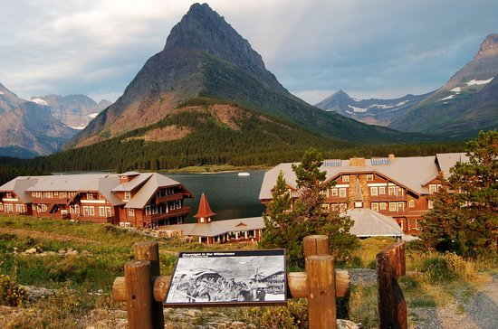 Montana's Duck Lake Lodge: Grinnell Point