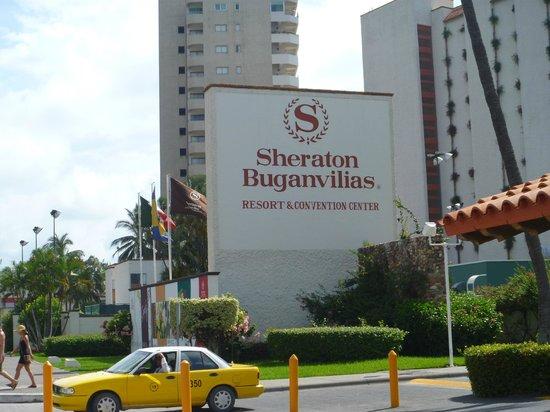 Sheraton Buganvilias Resort & Convention Center: from main street