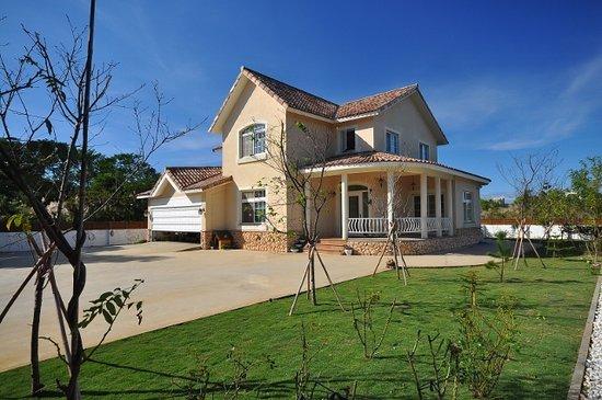 Stables Garden Villa