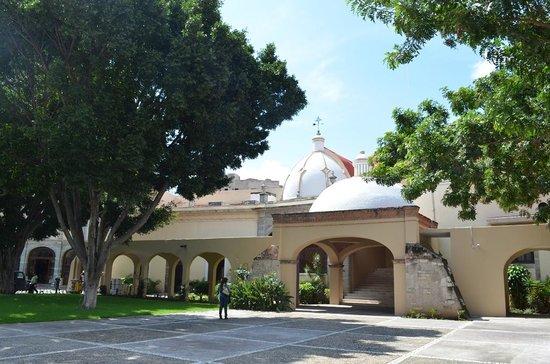 Camino Real Guanajuato : Vista de la sala de eventos