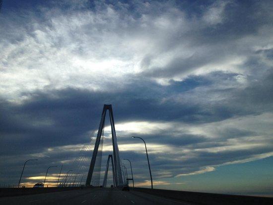 Pitt Street Bridge : Fell in love with this bridge.