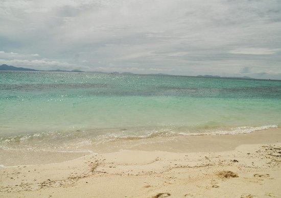 Sofitel Krabi Phokeethra Golf & Spa Resort: The beach