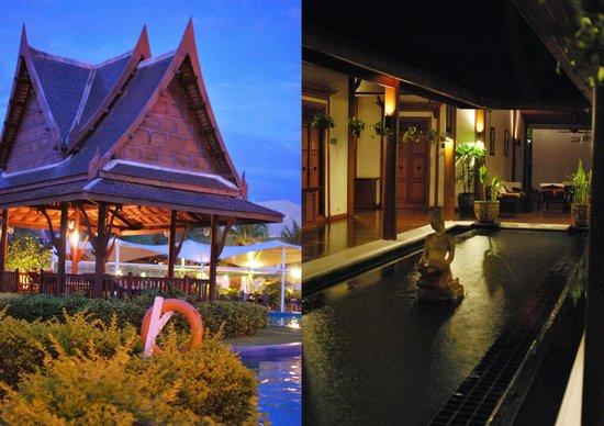 Sofitel Krabi Phokeethra Golf & Spa Resort: The spa and pool