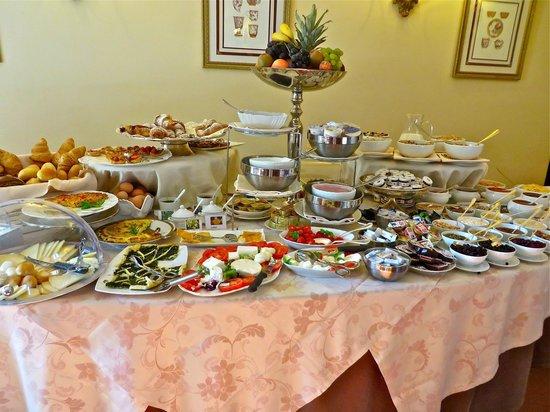 Villa Marsili: Breakfast Buffet