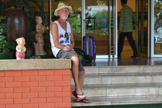 Wang Tai Hotel: Arfa Dunga from Australia