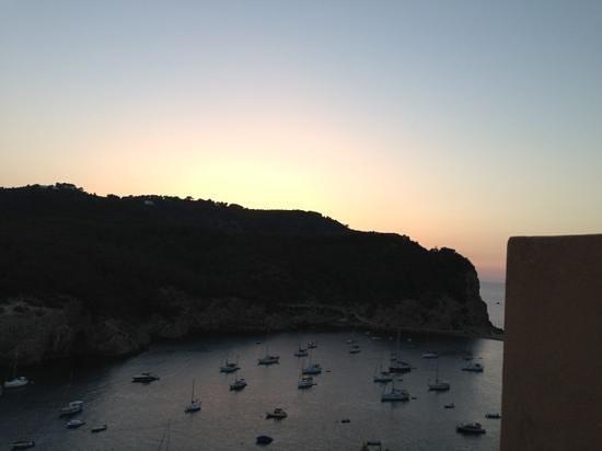 Hotel Ole Galeon Ibiza : la vue
