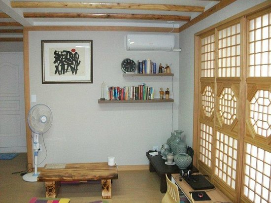 Seoul i Guesthouse : Shared space