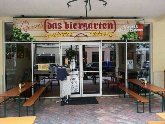 Photo of German Restaurant Das Biergarten at 1203 Town Center Dr Ste 116, Jupiter, FL 33458, United States
