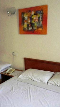 MITC Ancasa Hotel Melaka: Bed