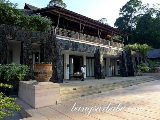 The Datai Langkawi: The Dining Room