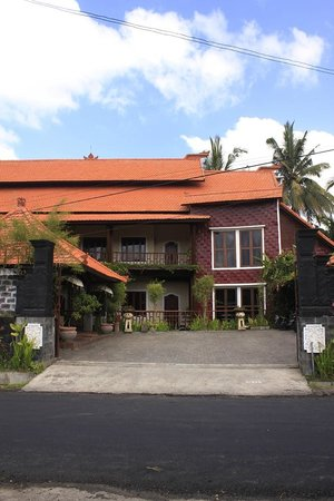 Junjungan Ubud Hotel and Spa: Hotel