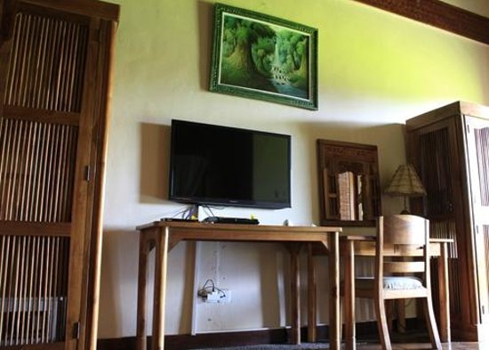 Junjungan Ubud Hotel and Spa: Awan room