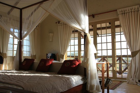 Lemala Kilivillas: Our bedroom