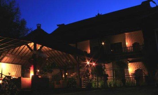 Junjungan Ubud Hotel and Spa: Hotel