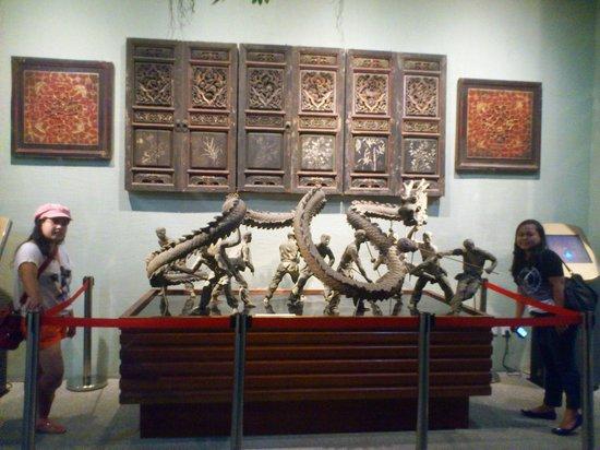 Shenzhen Museum : dragon
