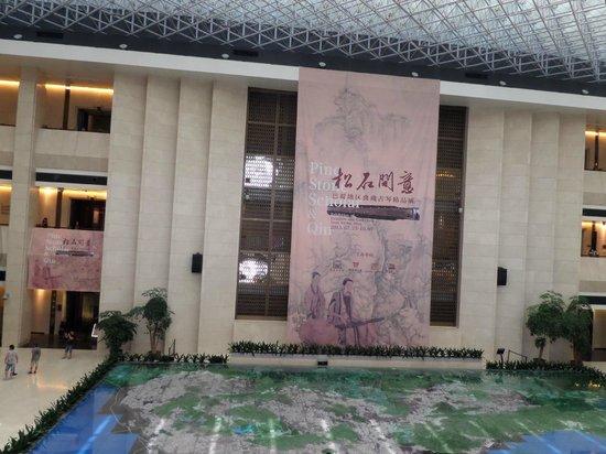 Shenzhen Museum : map