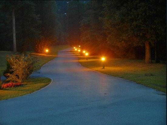 Logis Le Tulipier: Jack-o'-lanterns  :o)