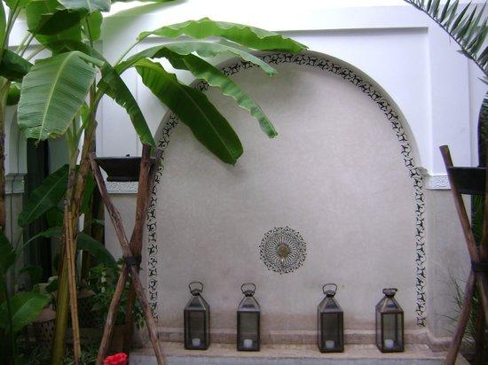 Riad Shanima & Spa: Bananier