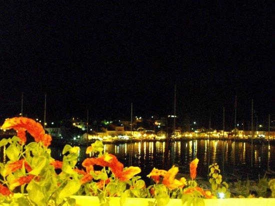 Nicolas' Taverna: vista panoramica dal terrazzo del ristorante