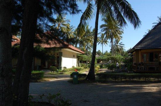 Villa Karang Hotel and Spa : la nostra villetta