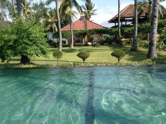 Villa Karang Hotel and Spa: piscina