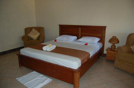 Villa Karang Hotel and Spa: la nostra camera