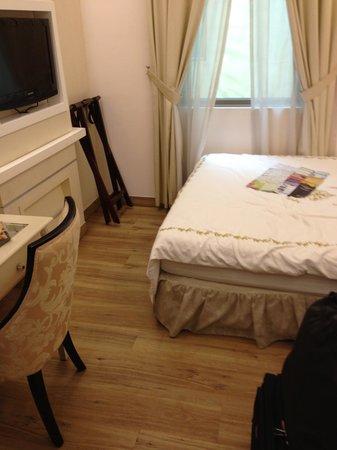Jayleen 1918 Hotel : guestroom - standard