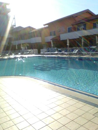 Villaggio Hemingway : La piscina