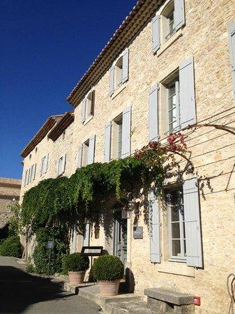 Hotel Crillon le Brave: Ingresso Hotel