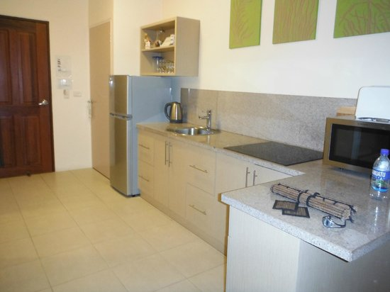 Nasama Resort: Equipped Kitchen