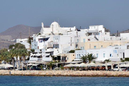 Paros Bay Hotel : Parikia