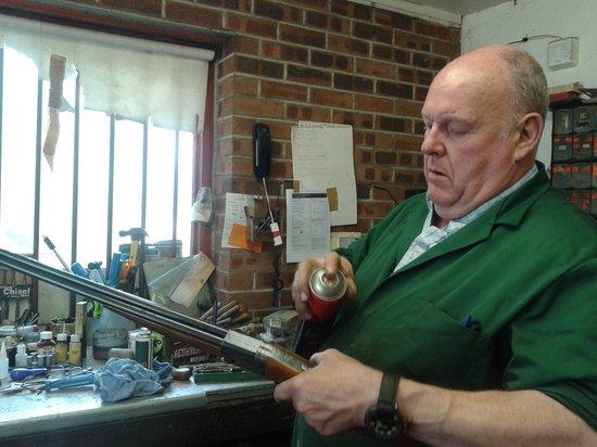 Humberside Shooting Ground: Onsite Gunsmith