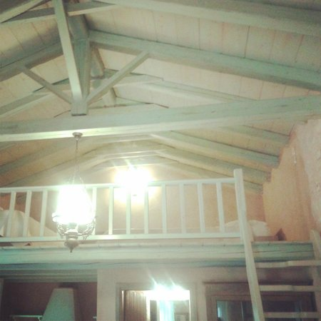 Pandora Hotel: the maisonette attic