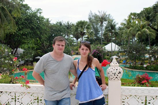 Thavorn Palm Beach Resort: отель