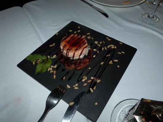 Restaurante Mirador de la Peana: le pain perdu amélioré