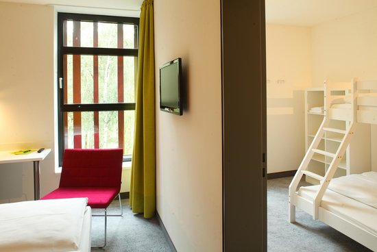 7THINGS - my basic hotel: Familienzimmer