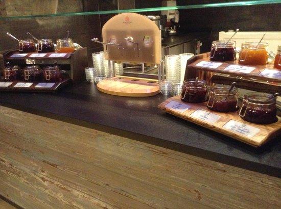 "Hotel ""Bell Rock"" Europa-Park: buffet colazione"