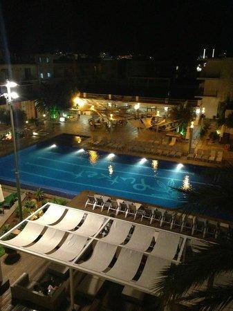 Hotel Puchet : pool