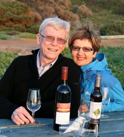 Margaret River Guest House: The wine is excellent